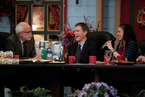 Jim Bakker Frank Davis and Sasha
