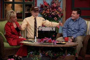 Jim Bakker Lori Bakker and St. John Holloway