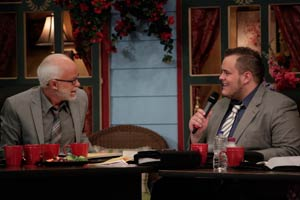 Jim Bakker and Zach