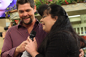 Jason Crabb and Tammy Sue Bakker Sing