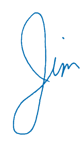 Jim's Signature Mailchimp